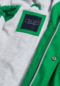 Next - Waterproof jacket - green - 2