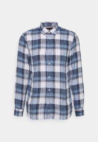 TARTAN CHECK SHIRT - Shirt - colorado indigo/multi