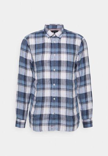 TARTAN CHECK SHIRT - Camisa - colorado indigo/multi