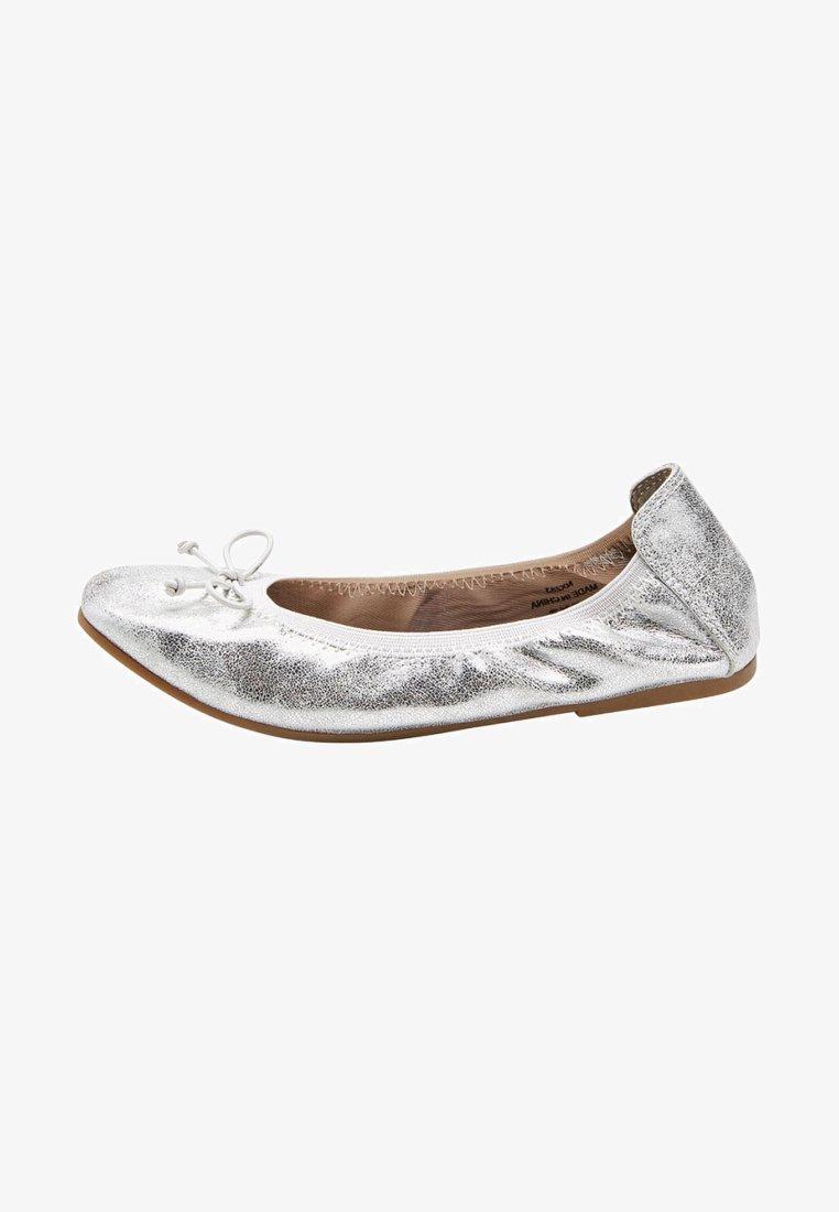 Next - Ballet pumps - silver
