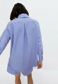 Uterqüe - Summer jacket - lilac - 2