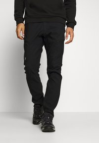 Peak Performance - ICONIQ CARGO PANT - Pantalons outdoor - black - 0
