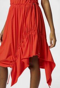 Apart - Robe d'été - orange - 4