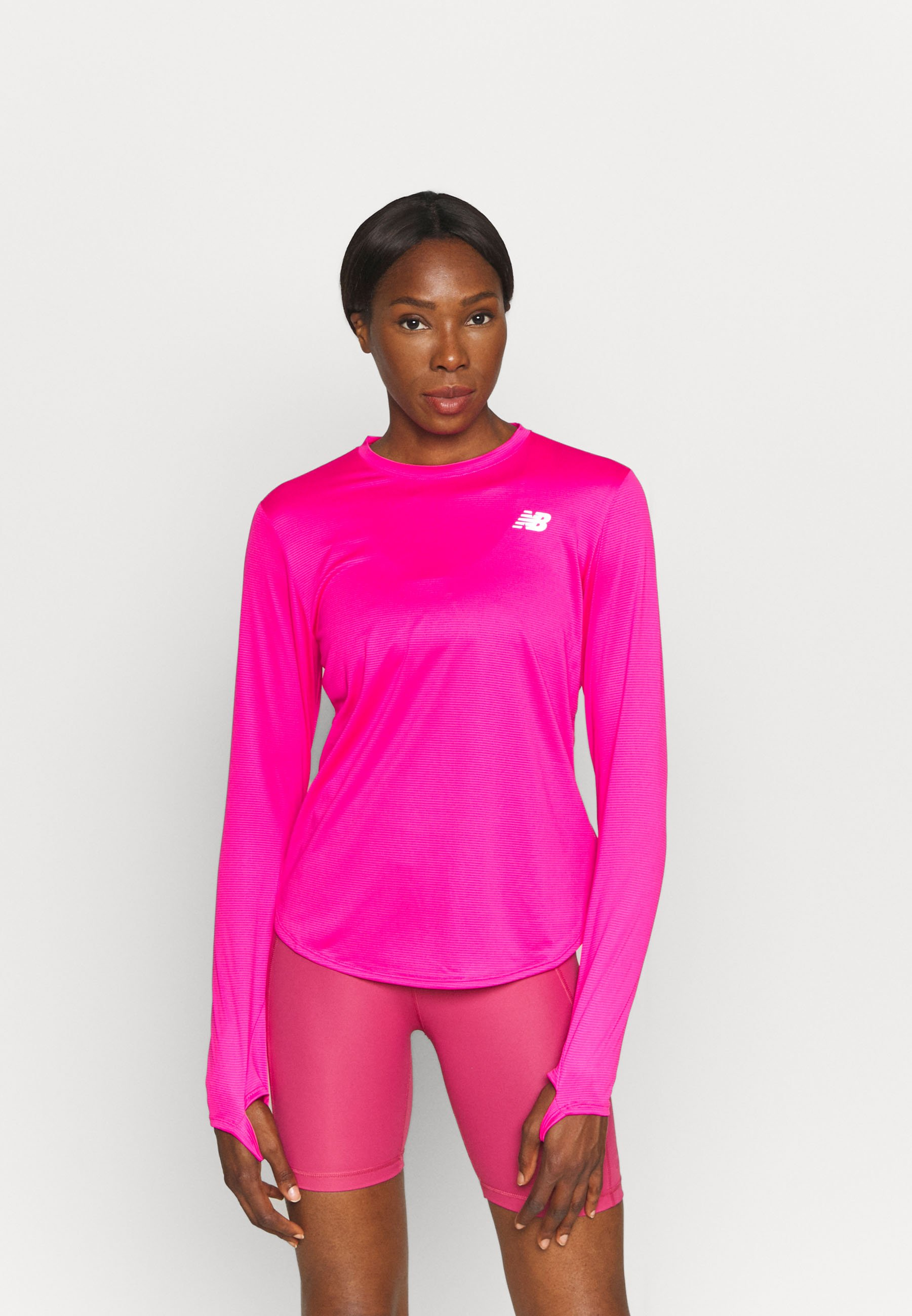 Women ACCELERATE LONG SLEEVE - Sports shirt