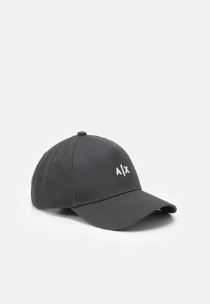 BASEBALL HAT UNISEX - Cap - phantom/white