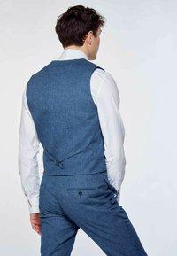 MDB IMPECCABLE - Waistcoat - blue - 2