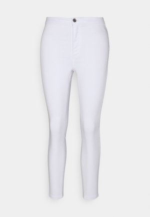 VICE HIGHWAISTED - Jeans Skinny Fit - white