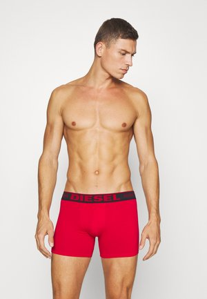 UMBX SEBASTIAN BOXER SHORTS 3 PACK - Shorty - black/red/blue