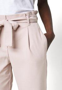 ONLY Tall - ONLHERO LIFE PANT - Kalhoty - light pink - 3