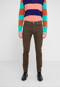 PS Paul Smith - Jeans Slim Fit - olive - 0