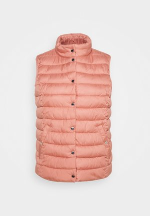 Waistcoat - light pink