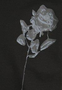 HUGO - DRINCE - Print T-shirt - black - 5
