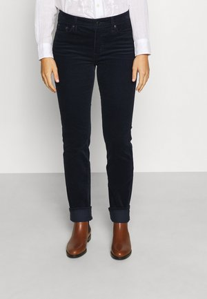 MIDRISE PANT - Trousers - navy