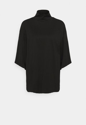 HILLIE TEE - T-shirt - bas - black
