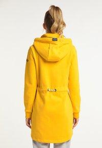 Schmuddelwedda - Zip-up hoodie - senf - 2