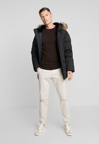 Schott - ARKTICA - Winter coat - black - 1