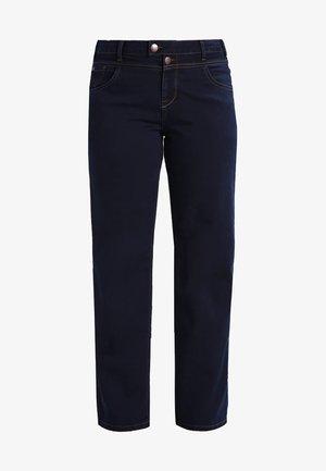 GEMMA - Straight leg jeans - blue denim