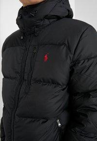 Polo Ralph Lauren - EL CAP JACKET - Untuvatakki - black - 6
