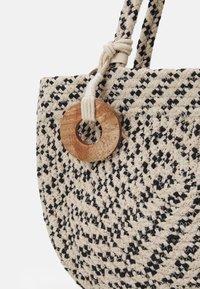 Marks & Spencer London - MOON ROPE BAG - Handbag - ecru - 4