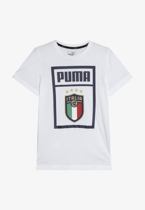 ITALIEN FIGC PUMA DNA TEE - National team wear - white