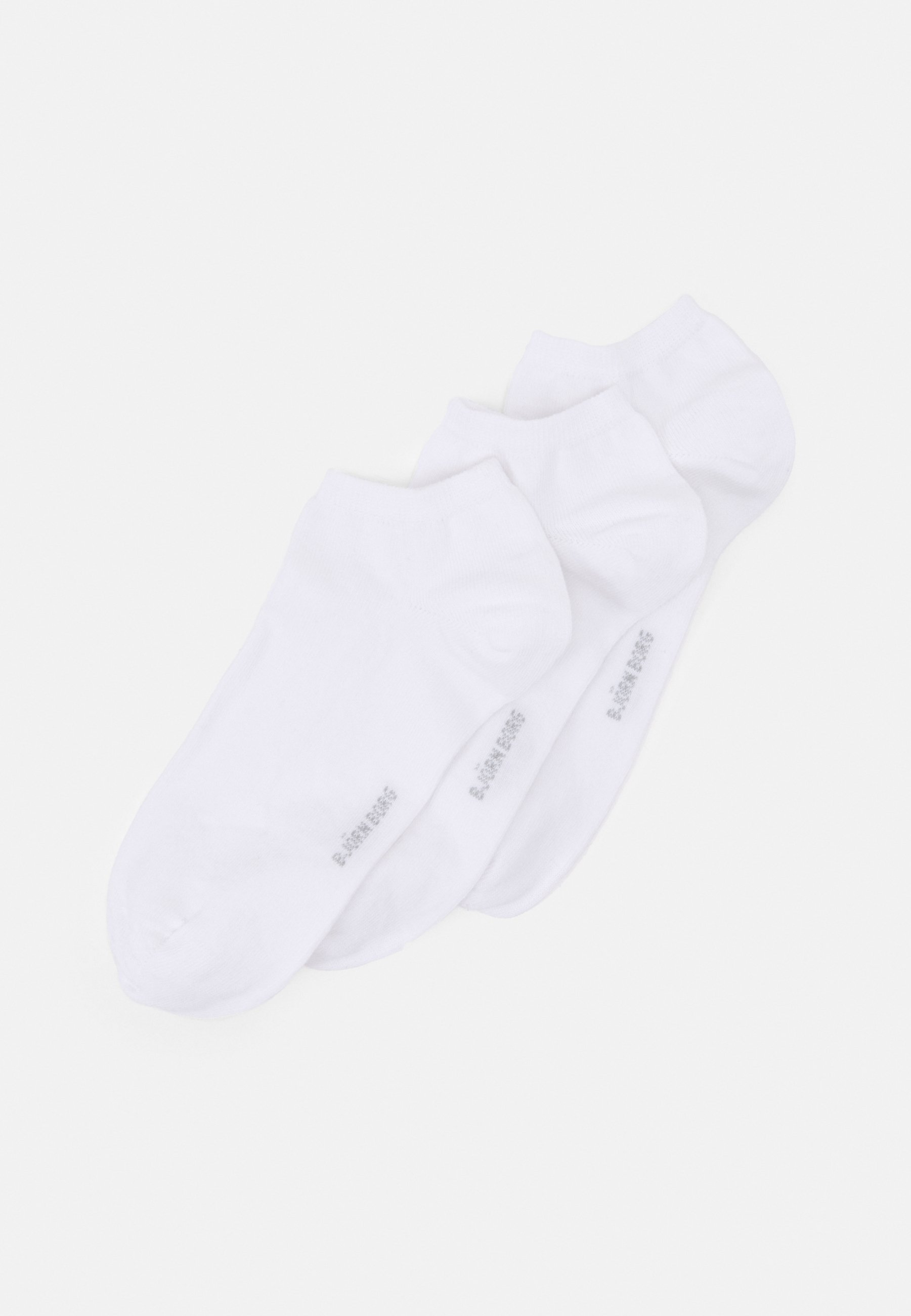 Uomo SOLID ESSENTIAL STEP SOCK 3 PACK - Calze