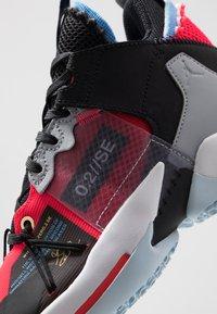 Jordan - WHY NOT 2 SE - Obuwie do koszykówki - red orbit/black/white - 2