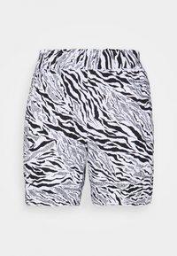 Marks & Spencer London - ZEBRA - Shorts - black - 0