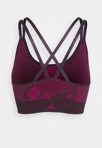 adidas Performance - BRA - Urheiluliivit: keskitason tuki - purple - 6