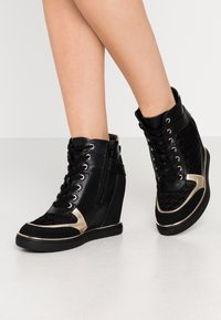 Anna Field - Sneakers alte - black - 0