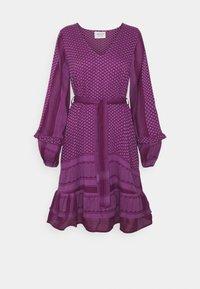 CECILIE copenhagen - LIV - Day dress - plum/violet - 0