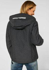 Cecil - MIT KAPUZE - Outdoor jacket - grau - 2