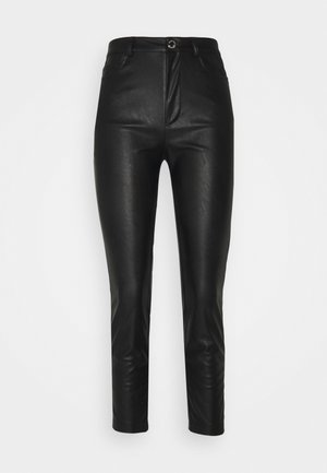 SUSAN TROUSERS - Bukse - black
