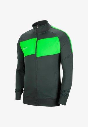 DRY ACADEMY PRO - Training jacket - grau/grün