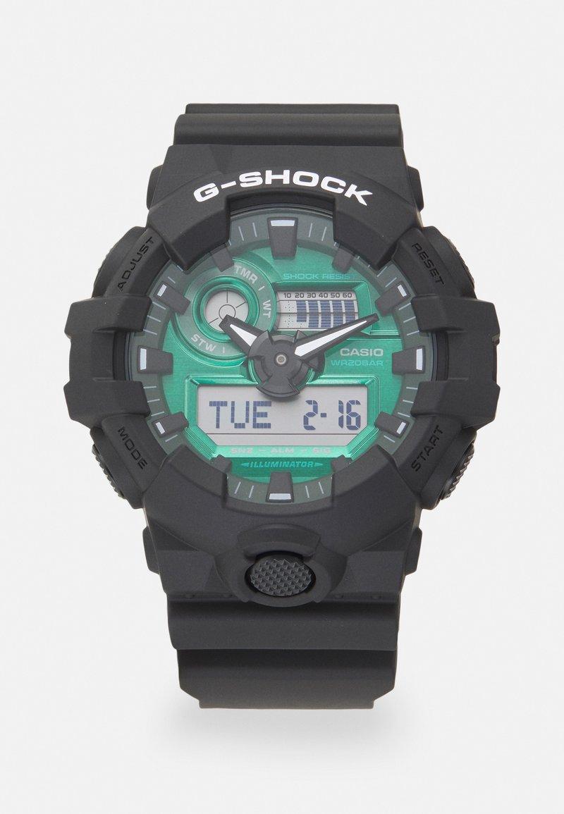 G-SHOCK - LIDE COLOR UNISEX - Rannekello - black/green