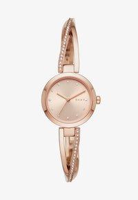 DKNY - CROSSWALK - Horloge - rose gold-coloured - 1