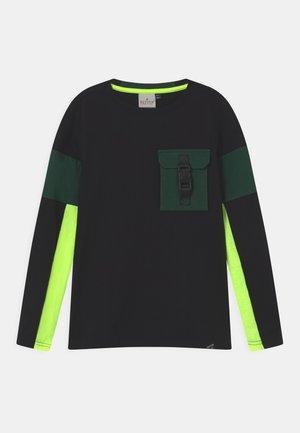 NOUD - Long sleeved top - black