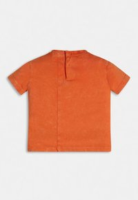 Guess - Print T-shirt - resort orange - 1