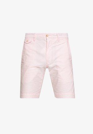 BEDFORD - Shorts - bath pink oxford