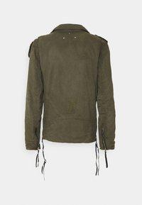Be Edgy - BECHAIN - Denim jacket - khaki - 1