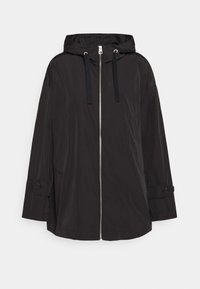 Marc O'Polo - JACKET PACKABLE - Summer jacket - black - 0