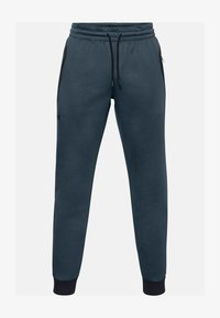 Under Armour - Tracksuit bottoms - blue - 3