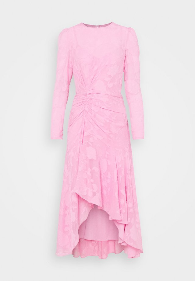 ELSA RUCHED DRESS - Cocktailkjole - pink