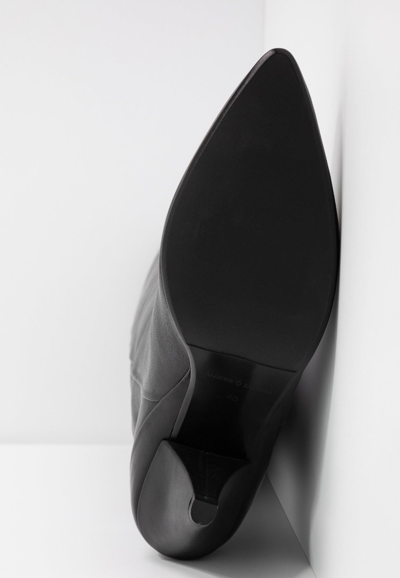 Samsøe Samsøe MYRASSA BOOT - Klassiska stövlar - black - Damskor xdndk