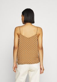 ONLY - ONLPELLA SINGLET - Topper - toasted coconut - 2