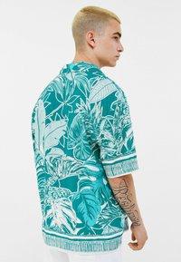 Bershka - Shirt - turquoise - 2