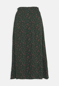 Another-Label - KNAPP SKIRT - A-line skirt - sycamore animal - 1