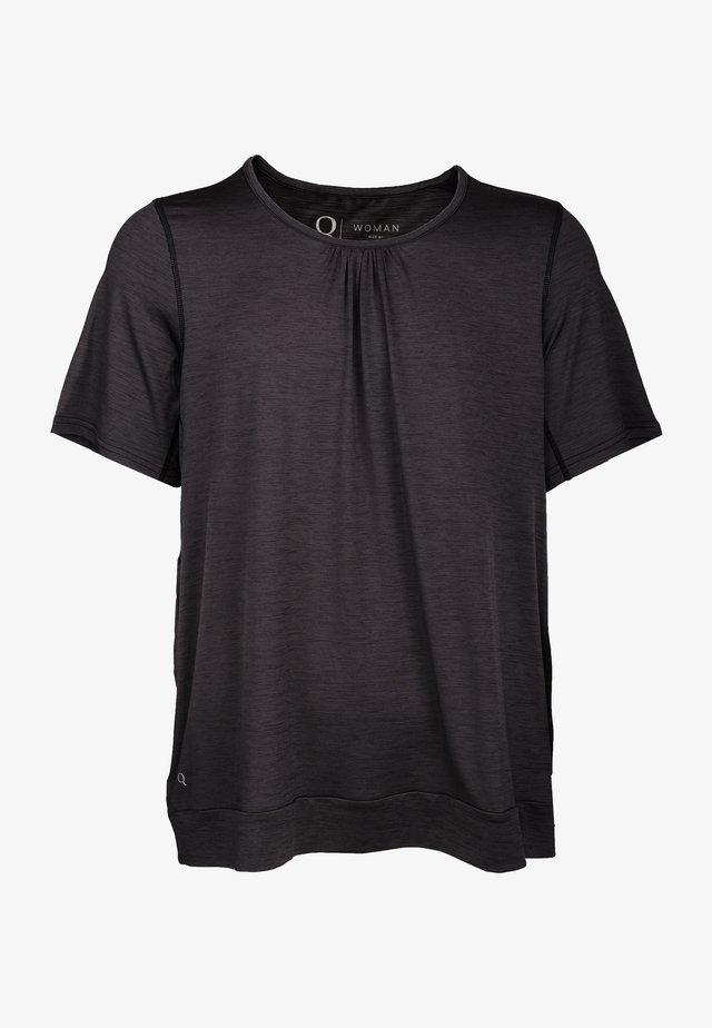 BREE  - Sports shirt - 1001 black