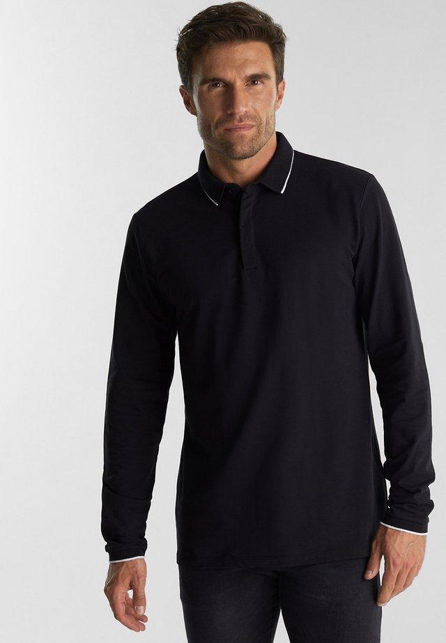 MIT COOLMAX® - Polo - black
