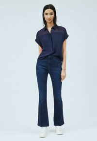 Pepe Jeans - MINA - Button-down blouse - thames - 1