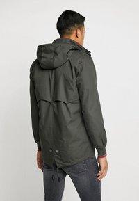 HARRINGTON - MICK HOODED - Summer jacket - kaki - 2